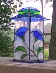 Morning glory lantern